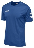 Hummel Core T-Shirt blau Kinder