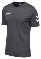 Hummel Core T-Shirt grau Kinder