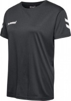Hummel Core T-Shirt grau Damen